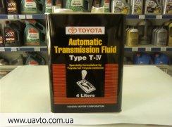 Масло АКПП 4л Toyota Т-4 арт. 08886-81015