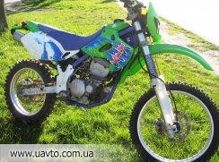Мотоцикл KAWASAKI KLX
