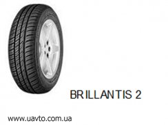 Шины  Barum R14  165/70 81T  BRILLANTIS 2