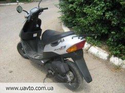Мопед Suzuki Lets2
