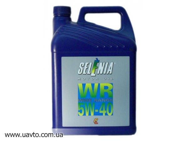 Масло моторное SAE 5W-40 Selenia WR 2л