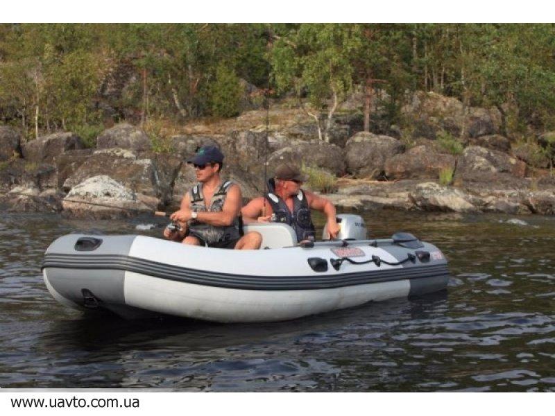 лодка пвх под мотор касатка цена