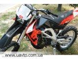 Мотоцикл Aprilia