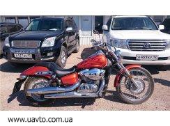 Мотоцикл Honda VT 750