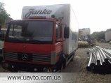 Mercedes 814D