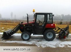 Трактор БЕЛАРУС 320 МУП