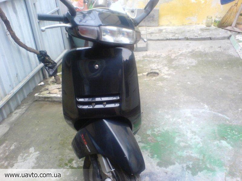Мопед Хонда Леад20