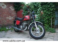 Продам в крыму мотоцикл иж юпитер 5