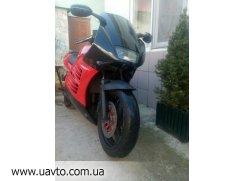 Мотоцикл suzuki rf