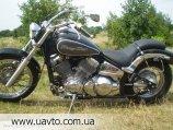 Мотоцикл YAMAHA DRAG STAR