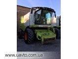 Комбайн Claas Lexion 670