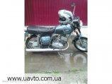 Мотоцикл Иж Юпитер4