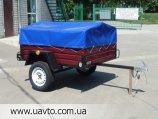 Прицеп Завод прицепов Лев прицеп Лев-16 от завода изготовителя