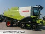 Комбайн Claas Lexion 770 Terra Trac
