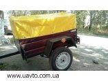 Прицеп Завод прицепов Лев прицеп Лев-11 13 к легковому авто с гарантией от завода