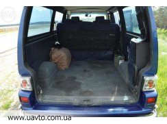 Педаль газа VW T4