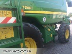 ������� Jonh Deere  T660