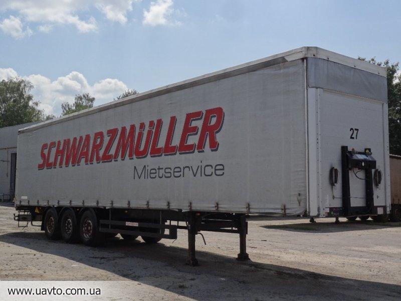 прицеп Schwarzmueller SPA