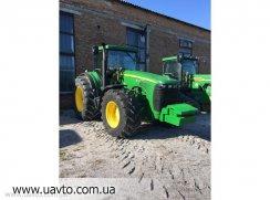 Трактор John Deere 8320