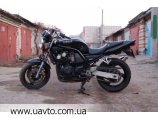 Мотоцикл Yamaha  FZ400