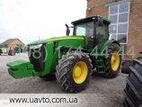 Трактор John Deere 8310R (колесный)