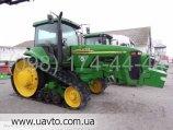 Трактор John Deere 8410Т (гусеничный)