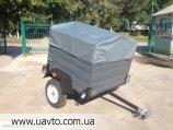 Прицеп Завод прицепов Лев прицеп Лев -13 к легковому авто