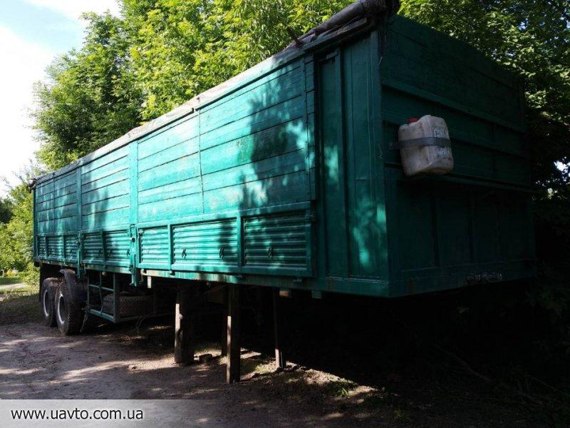 прицеп ОДАЗ 9370