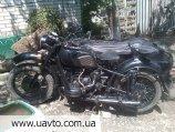 Мотоцикл дніпро мт 10