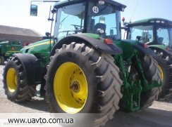 Трактор Jhon Deere 8430