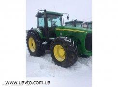 Трактор Jhon Deere  8520