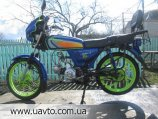 Мопед Stinger ZB 50-4