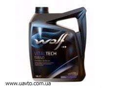 Масло моторное SAE 5W-40  Wolf