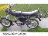 Мотоцикл Simson