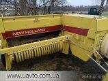 Пресс-подборщик New Hooland 920