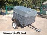 Прицеп Завод прицепов Лев Спешите купить Лев-1113 по акции плюс тент фура в подарок!!!