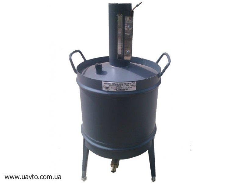 Мерник для топлива с актом поверки с нержавейки