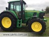 Трактор  JOHN DEERE  6830