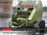 Пресс-подборщик CLAAS Rollant 44S