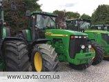 Трактор 8210