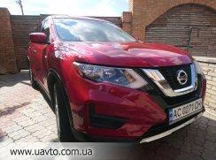Nissan Rogue SV ГАЗ