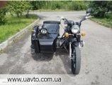 Мотоцикл Dnepr  КМЗ 10-36