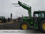 Трактор JOHN DEERE  6600