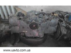 Двигатель Япония Subaru EZ30
