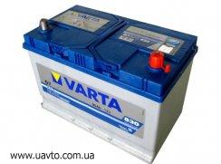 6СТ-95Ач Аккумулятор Varta Blue Asia 830А