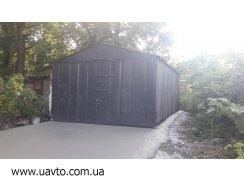 Реставрация и ремонт мет. гаражей!