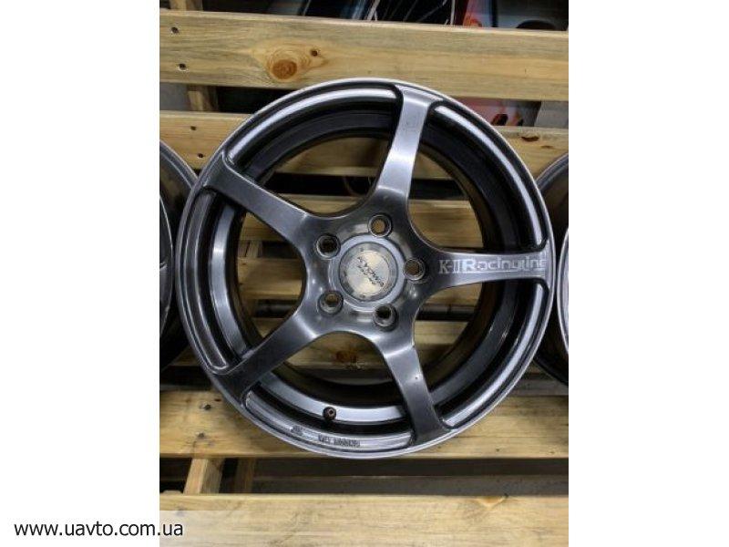 Диски R15 Kyowa Racing KR210 5112 R15