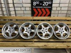 Диски R16 RIAL 5/112 R16 AUDI Skoda VW Mercedes