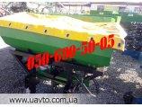 Разбрасыватель МВУ-1000 для подкормки зерновых, технических и пропашных культур