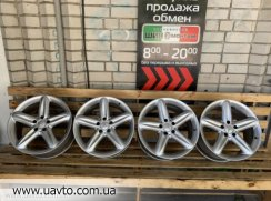 Диски R18 5/112 R18 Mercedes  разноширокие литые дис